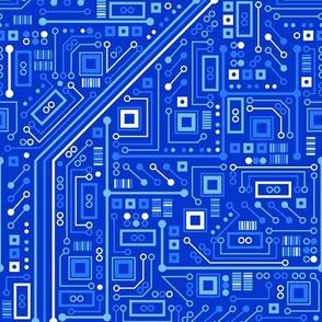Short Circuit (Royal Blue)