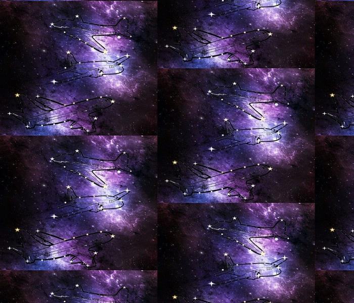 airplane constellations