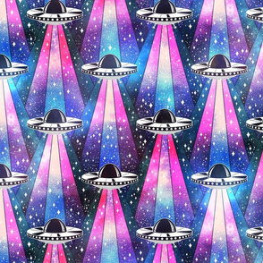 Cosmic UFO - large