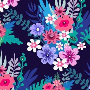 Flower pattern42