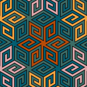 11514071 : greek cube : spoonflower0467