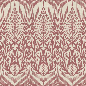 Tribal Abstract (Red)