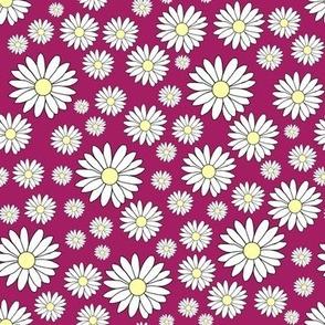 Daisy  Chain in purple