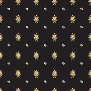 Hudson Emblem Black | Small Print | Dollhouse