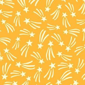 Shooting Stars - Yellow