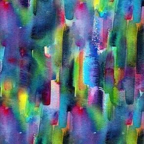 Watercolor Brushstrokes #1