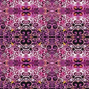 Swirl in Pink