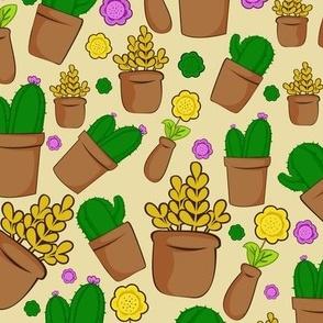 Cactus Flurry