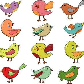 Bird Fiesta