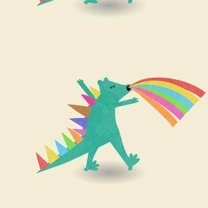 Dino Rainbow