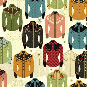 Vintage Western Shirts - studioxtine