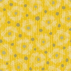 Spring Frittata - mustard ©Julee Wood