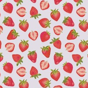 English Summer Strawberry: Pink