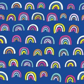 Over The Rainbow: Blue