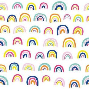 Over the Rainbow: White
