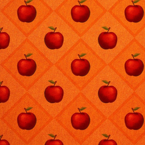 Apple Abstract Chessboard
