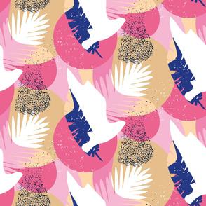 Camellia Livingston pattern
