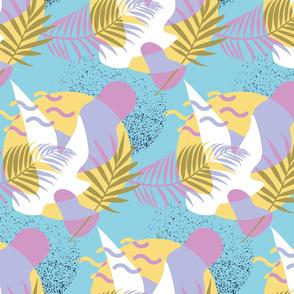 Skyline Livingston pattern
