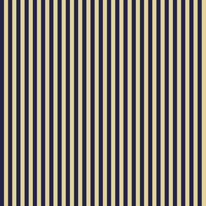 Midnight blue stripe