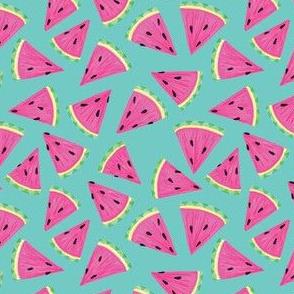 Watermelon Crush: Dark Mint