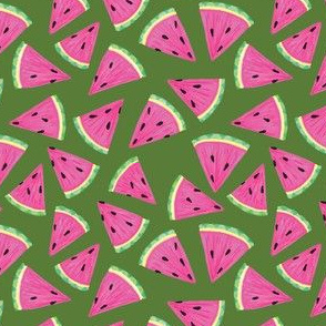 Watermelon Crush: Green