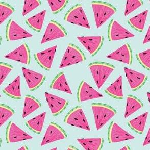 Watermelon Crush: Mint