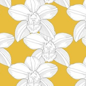 orcid yellow