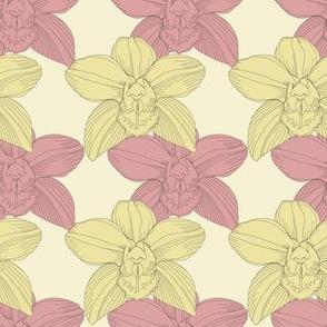 orcid flower