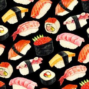 Sushi - Black