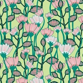 """Bloom (6"""") - lime"""