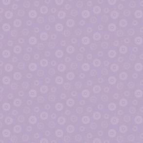 lilac circles