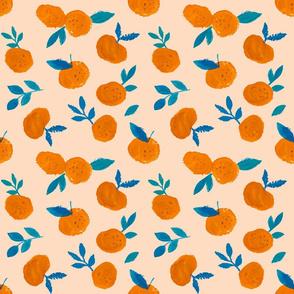Clementine Toss Sorbet