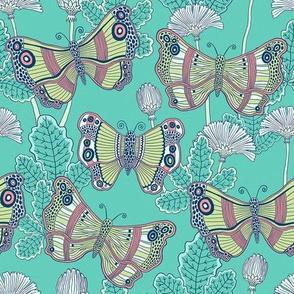 """Wings (8"""") - jade"""