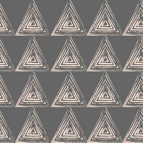 triangle gray