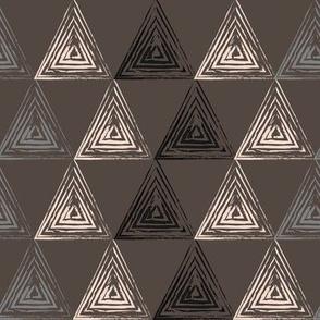 mono triangles