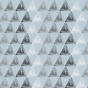 light triangles