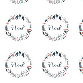 Christmas Embroidery Template