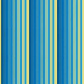 waves blue
