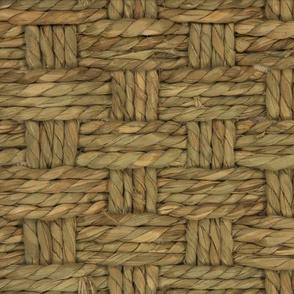 Woven Rope Wicker