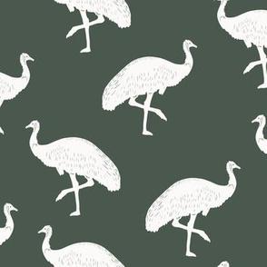 Emu Green
