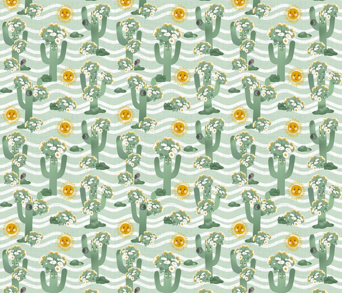 Lady cactus