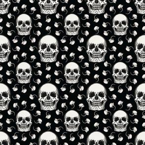 Desdemona in Black