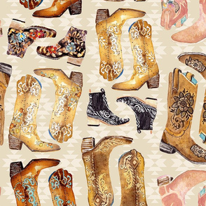 Traveller's Boots Collection
