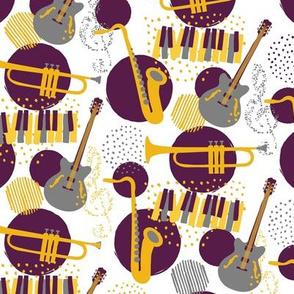 New Orleans Jazz Instruments