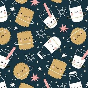 Milk and cookies