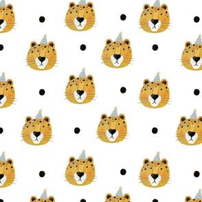 Birthday jaguar