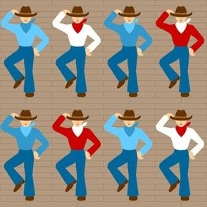 11538980 © Line Dancing