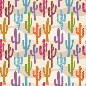 Cactus color pop - medium