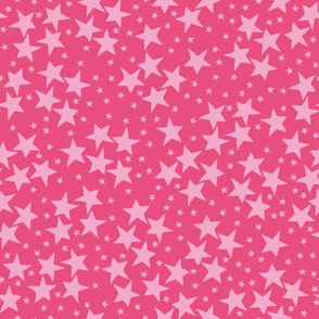 Space Stars-Pink