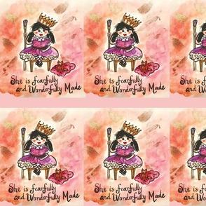Princess Fearfully & Wonderfully Made